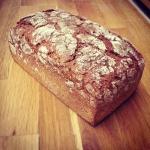 Roggen-Vollkornbrot | Whole Rye Bread | Tam Cavdar Ekmegi